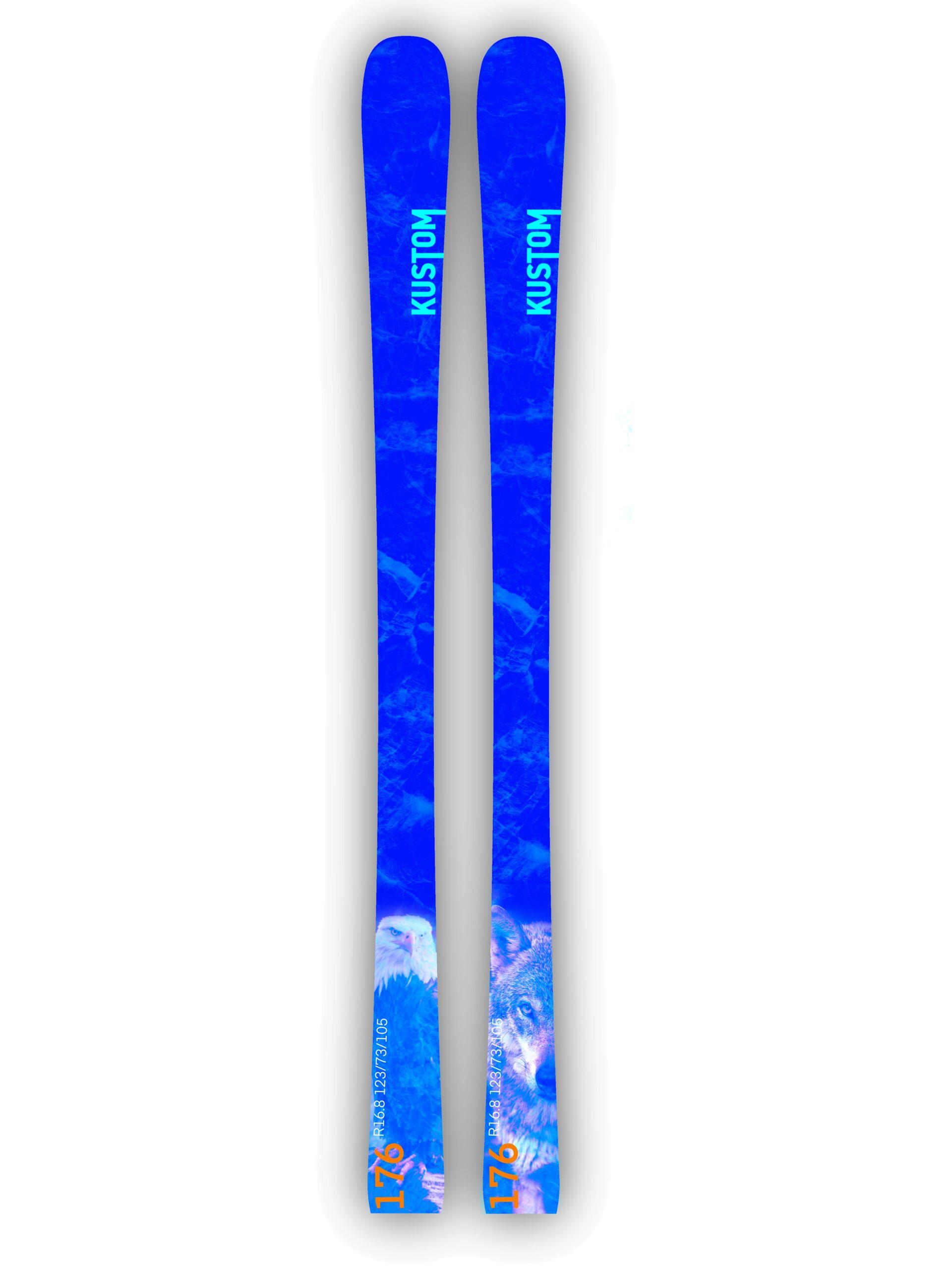 Kustom Skis esqui pista nueva colección Performance 02